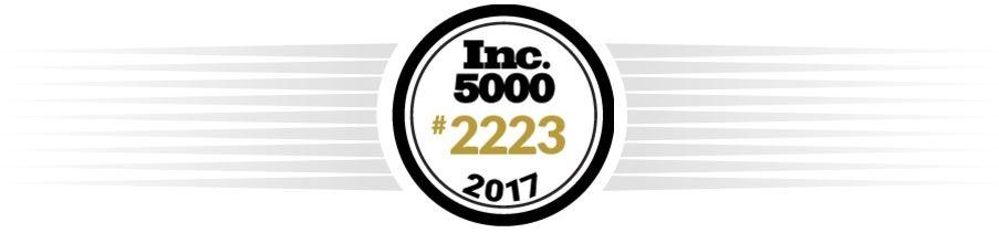 Inc 5000 2017 logo