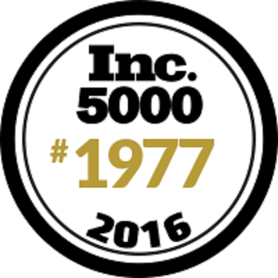 #1977 on INC. 5000 List